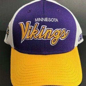 Minnesota Vikings NFL Reebok Snapback Hat